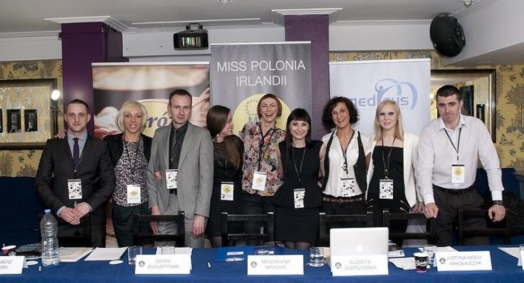 Pierwszy Casting Miss Polonia Irlandii