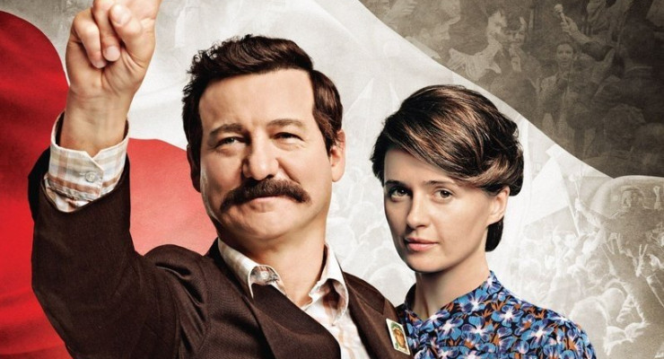 Film o Lechu Wałęsie w irlandzkich kinach