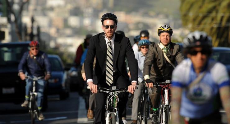 Do pracy rowerem- The Cycle to Work Scheme