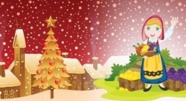 """Spektakl """"Czerwony Kapturek"""" oraz Zimowe Animacje z Elfami"""