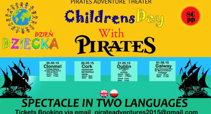 Dzień Dziecka z Piratami