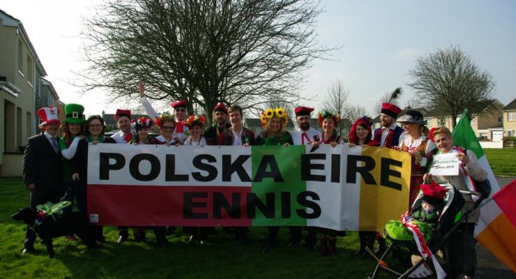 Festiwal PolskaEire 2015 w Ennis