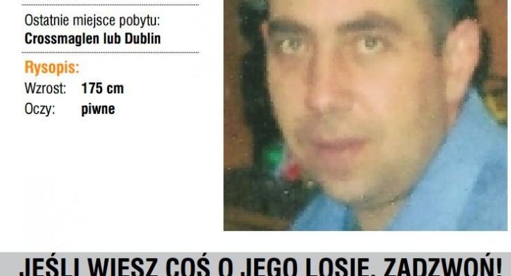 Poszukiwany Wojciech Młyńczyk