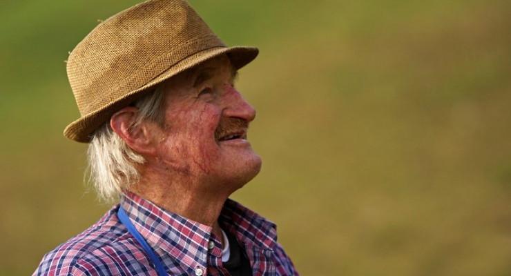 Irlandia coraz starsza