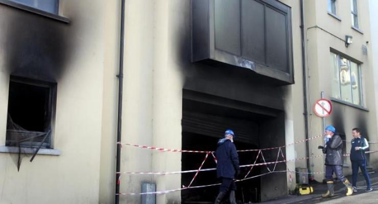 Pomagamy ofiarom pożaru w Letterkenny