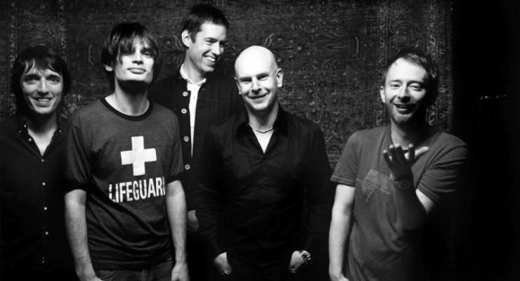 Radiohead wraca do Irlandii!