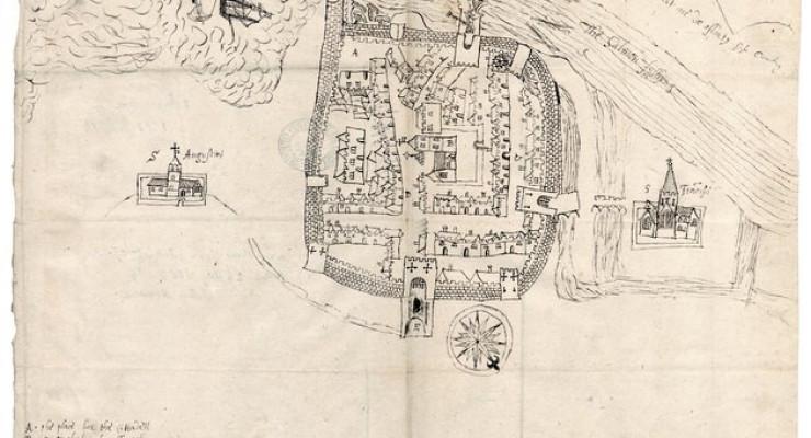 Niezwykły zbiór map o Galway – zobacz wystawę