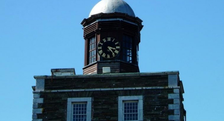 Otwarcie Youghal Clock Gate Tower