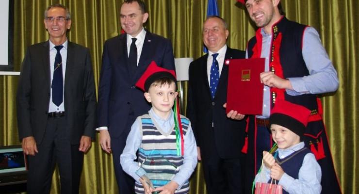 Polak nagrodzony za działania dla społeczności polsko-irlandzkiej