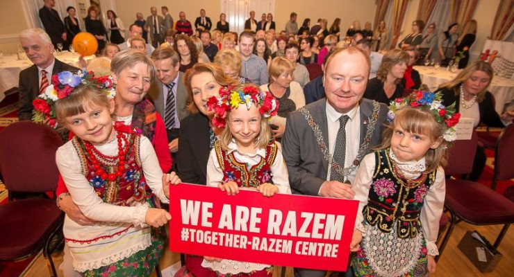 "10 lat ""Centrum Together-Razem""!"
