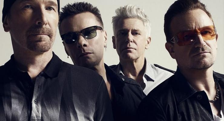 U2 zagra w Dublinie