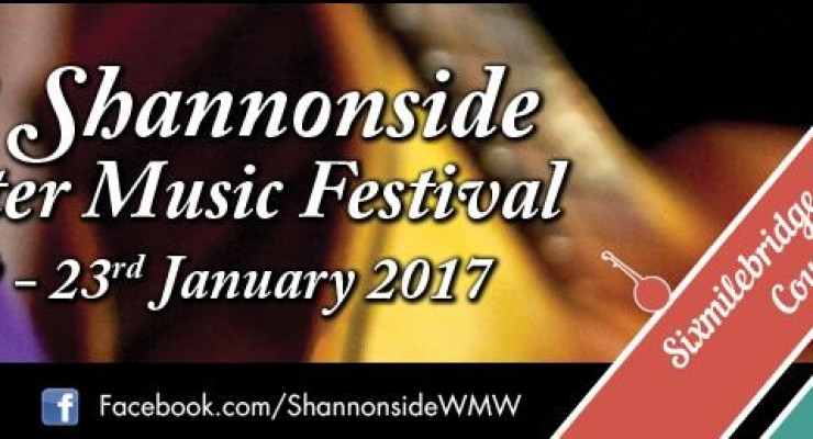 Zbliża się Shannonside Winter Music Festival