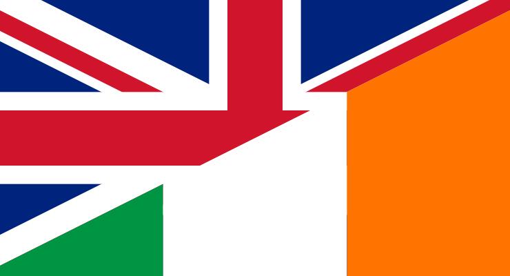 Fikcyjne życie w Irlandii