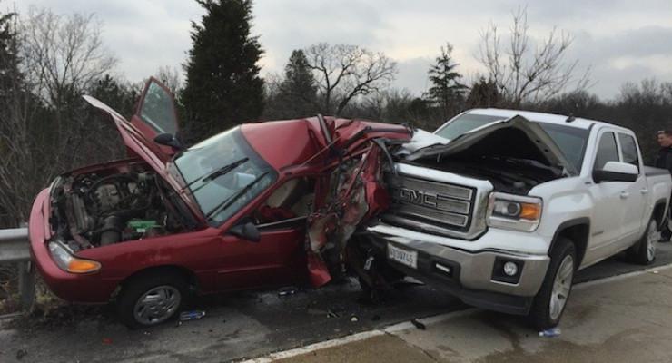 Wzrasta liczba ofiar z wypadków samochodowych