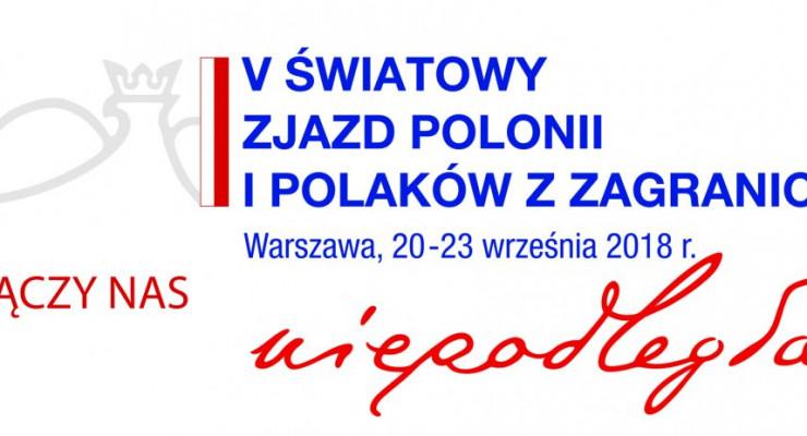 V Światowy Zjazd Polonii i Polaków z zagranicy