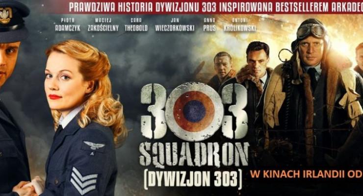 Prawdziwa historia Dywizjonu 303 w kinach od 9 listopada