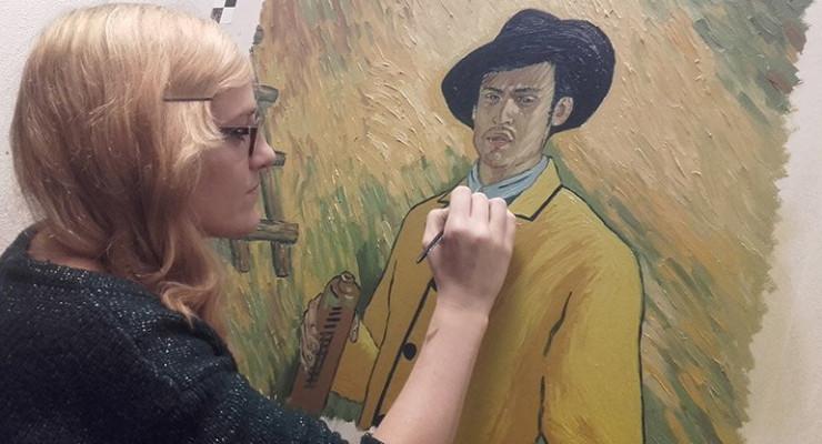 Twój Vincent jeszcze raz