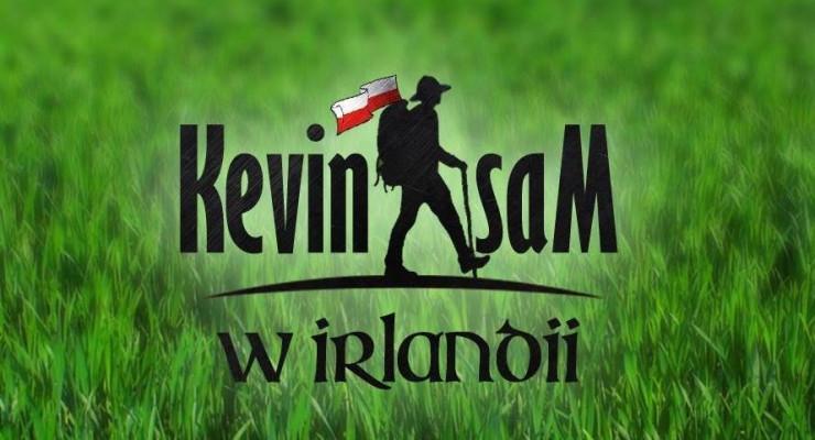 Kevin sam w Irlandii