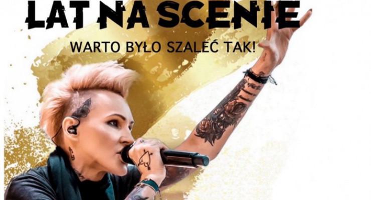 """Agnieszka Chylińska: """"WARTO BYŁO SZALEĆ TAK!"""" koncert"""