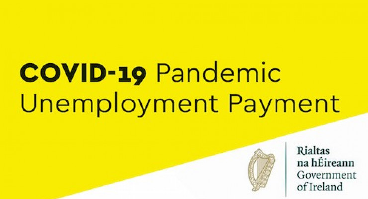 Nowe stawki zasiłku COVID-19 Pandemic Unemployment Payment