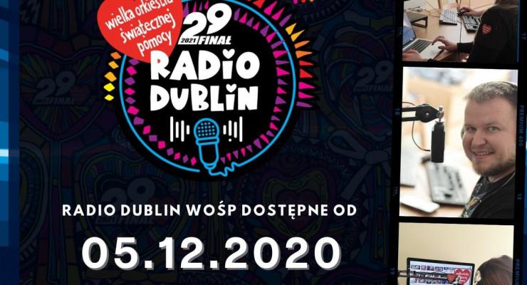 Radio Dublin WOŚP w Irlandii