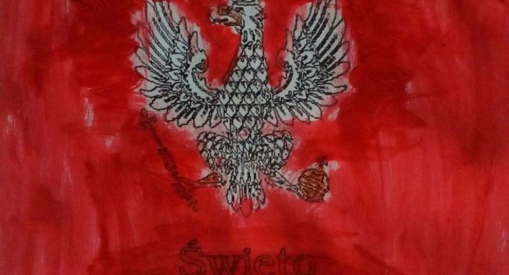 Konkurs plastyczny: Kocham Cię Polsko - Konstytucja 3 maja; 230 rocznica